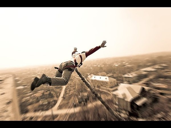 Дневник стримера:мой прыжок