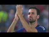 Sevilla vs Barcelona Trophy Celebration