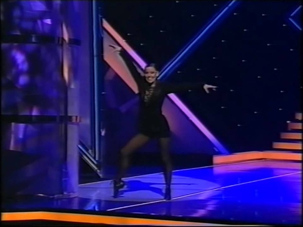 Chicago medley on the Royal Variety Performance 1997