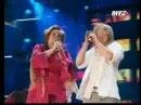 Надежда Кадышева и Антон Зацепин - Широка река Премия Муз-ТВ-2005