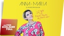 Anna-Maria Zimmermann - 1, 2, 3, 4: Heute Nacht da feiern wir! (Lyric Video)