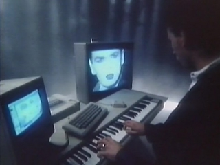 Gary Numan Bill Sharpe – Change Your Mind (1985)