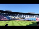 VIDEO The Jamsil baseball stadium is constantly playing BTS songs!