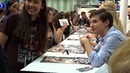 Once Upon a Time Autograph Session SDCC 2016