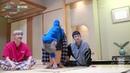 EXO의 사다리 타고 세계여행 첸백시 일본편 저녁 복불복 제작진을 이겨라