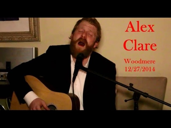 Alex Clare Portion of Melaveh Malka - Woodmere, NY - 12272014