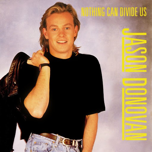 Jason Donovan альбом Nothing Can Divide Us