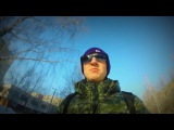GoProHero3+ Winter 2014 C2C Down the Road