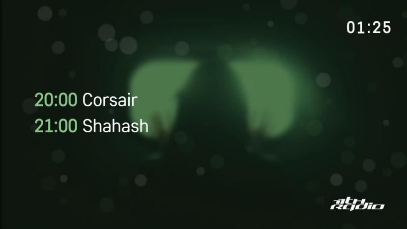 Corsair Shahash - Live @ Новые Формы Wicked Wicked (07.08.2018)