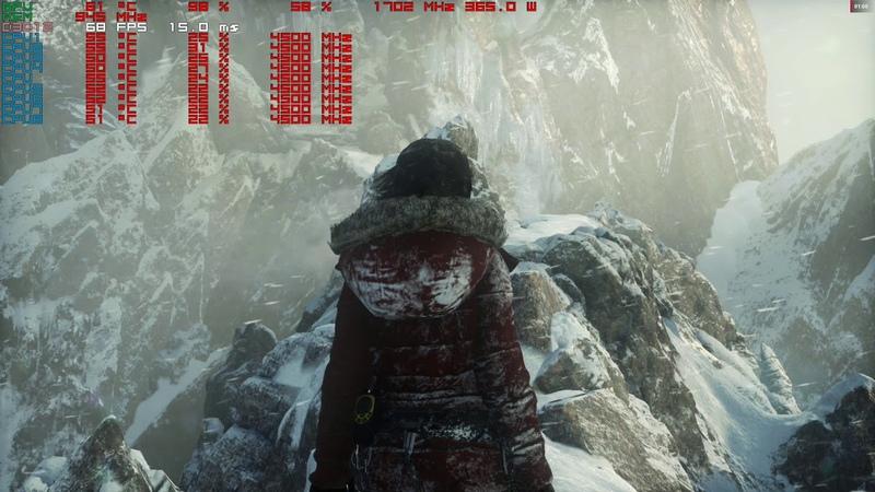 Rise of the Tomb Raider dx12 2k,1440p benchmark rx vega 64 liquid