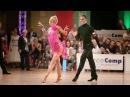 Jokubas Venckus Migle Klupsaite danceComp Wuppertal 2017 WDSF WO LAT solo S