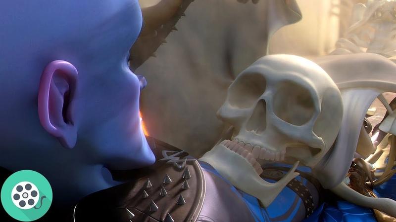 Месть - это блюдо, которое подают холодным! Смерть Мачомэна. Мегамозг (2010) год.