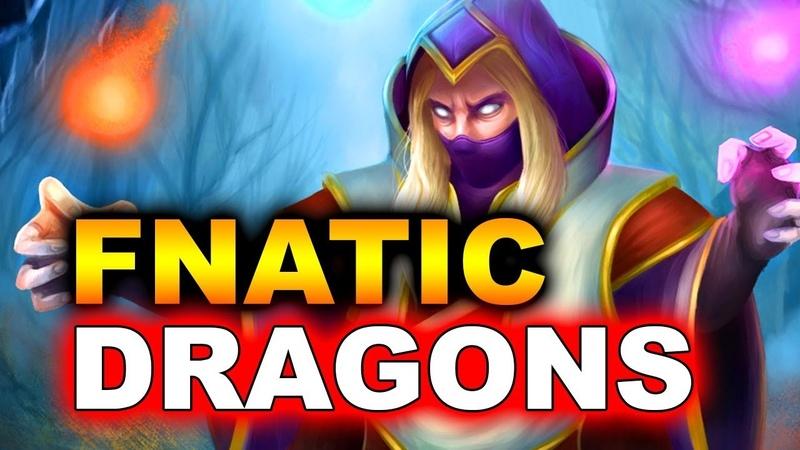 FNATIC vs SGDragons - Winners' Comeback! - SEA KL MAJOR DOTA 2