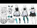 Задания для дефиле на тему Алиса в стрене чудес
