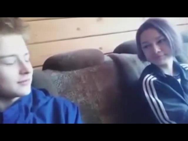 14.11.16 Псковские школьники - молодые русские Бонни и Клайд
