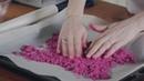 Как очистить кинетический песок от загрязнений