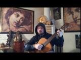 Итальянская придворная музыка. Классическая гитара.