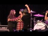 Janoskians - Luke Wins The Kiss - Brooks Brothers Dating Game DigiFest LA 12-14-13