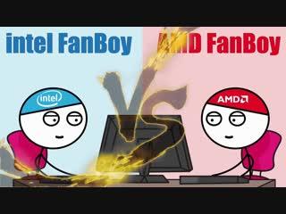 [Benchmark] intel vs AMD