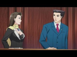 "[озвучка | 01] Судебная революция: Адвокат-ас | Gyakuten Saiban: Sono ""Shinjitsu"", Igi Ari! | 1 серия озвучка"