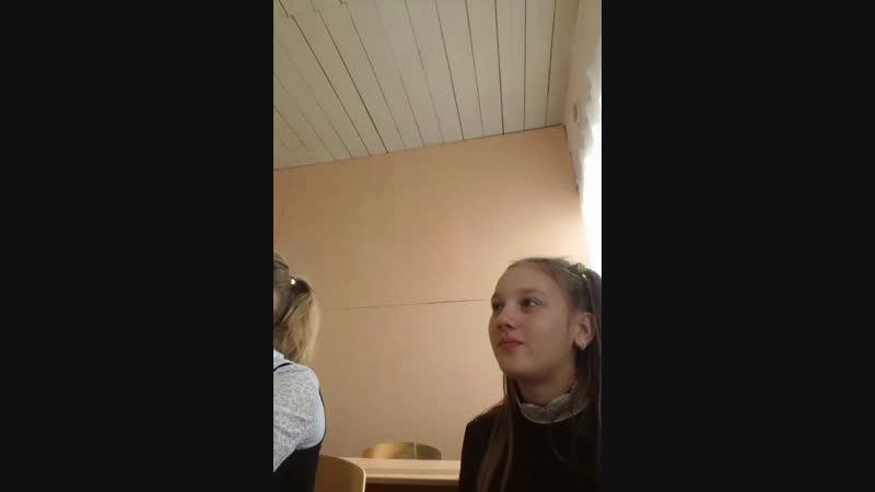 Настя Куликова Live