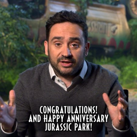 Jurassic Park, recreated entirely by YOU! Watch now, with a special introduction from Colin Trevorrow and JA Bayona.