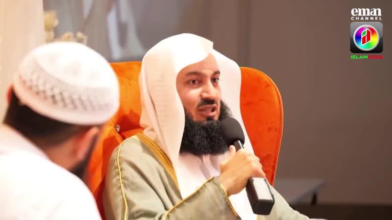 Поминание Аллаха (Субхана ва ТаАля) 2 часть ДУШЕВНАЯ БЕСЕДА Шейх Муфтий Менк Полная лекция 2018