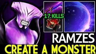 Ramzes [Faceless Void] Create a Monster 7.19 Dota 2