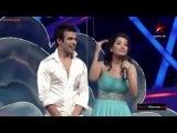 Rithvik Dhanjani and Asha Negi (Teri Jhuki Nazar) Nach Baliye 9th November 2013