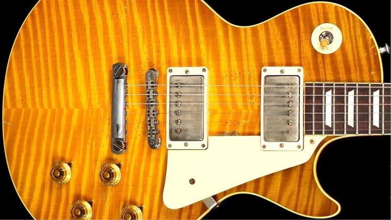 Bluesy Hard Rock Guitar Backing Track Jam in Fm