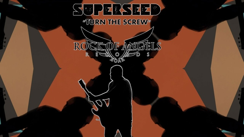 SUPERSEED - Turn The Screw (Official Video)