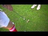 Турнир по игре в гольф в