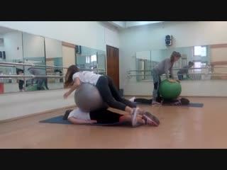 Идеальный урок физкультуры в ПГ