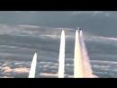 Pilot Filmt einen anderen Jet beim Versprühen von Chemtrails!