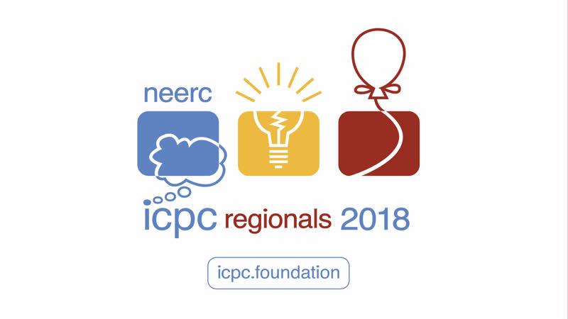 Полуфинальные соревнования ICPC Northern Eurasia Programming Contest 2018