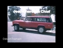 Jeep Cherokee Chief Commercial