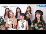 180817 Red Velvet @ KBS Music Bank Interview