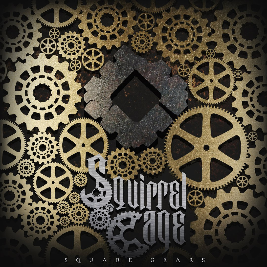 Square Gears - Square Gears [EP] (2016)