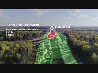 Город Московский задыхается в транспортной блокаде. Видео тележурналиста, автора и исполнителя песен Антона Богуна.