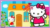 Hello Kitty Путешествие по Познавательному Городу Игр с Хелло Китти.Обучающие Игры для Детей