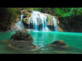 Relaxing Music and Calming Waterfall Nature Sleep Relaxation