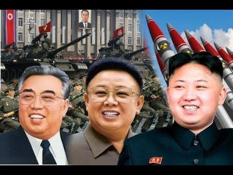 О трех Кимах Северной Кореи