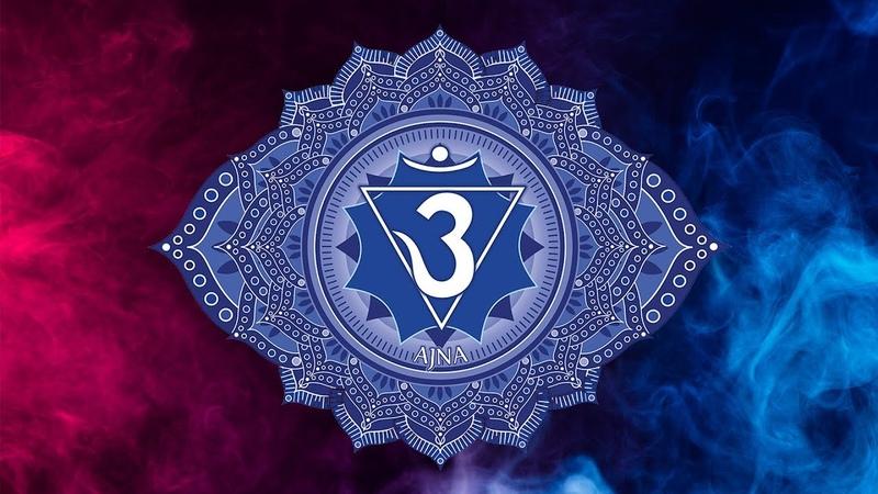 3 Eye Chakra Opening Meditation Music Raise Intuitive Power Activate Ajna Positive Energy Vibes