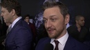 Glass New York Premiere Itw James McAvoy official video