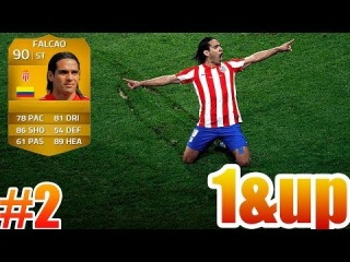 FIFA 14 |1&UP| Radamel Falcao #2