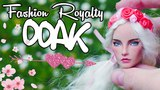 Fashion Royalty Custom Elise (Elyse) Integrity Toys repaint OOAK