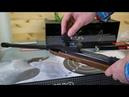 Переломная винтовка с барабаном Gamo Fast Shot 10X прицел 4x32 3 Дж