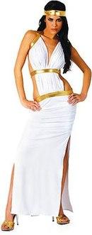 Греческая богиня герой костюм.