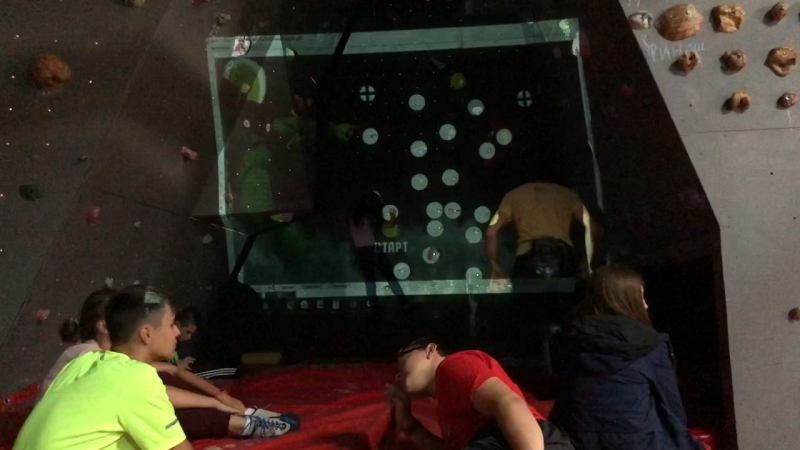 Финал игры человек-паук в лагере Горная семейка