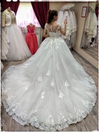 b606b04b9be Свадебные платья Ростов - салон!